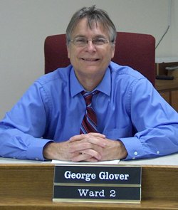 Council Member George Glover Ward 2